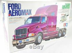 Tamiya Ford Aeromax 1/14 Electric RC Semi Tractor Truck Kit 56309