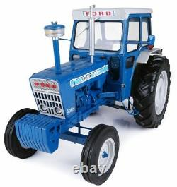 Uh Ford 7000 Tractor With Cab 1/16 Scale