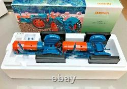Universal Hobbies Ford Doe Triple D Tractor 116 Scale Model New Mint