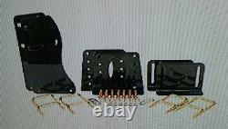 Universal KIOTI, FORD, MAHINDRA ETC Tractor Canopy mounting bracket kit