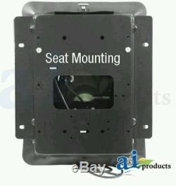 Wide Base Air Suspension Seat Base 12 volt Fits Several Models